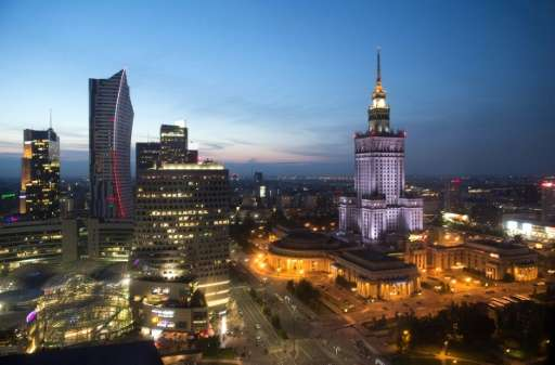 """Google plans to open a """"campus"""" for business startups in Warsaw"""