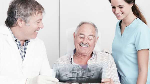 Greater collaboration key to better geriatric dental health
