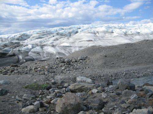Greenland Ice: The warmer it gets the faster it melts
