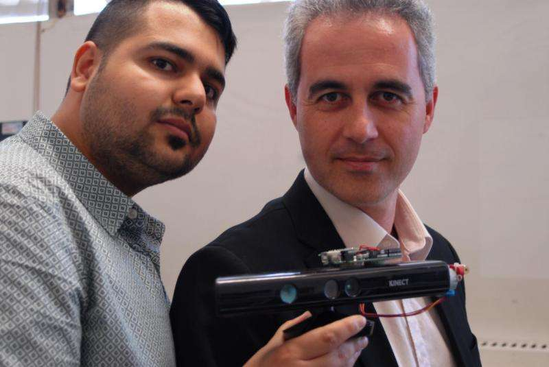 Hacked Kinect controller game changer for Parkinson's