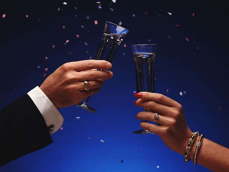 Heading to a new year's party? here's how to stay safe
