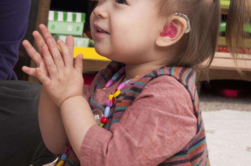 Helping kids hear better