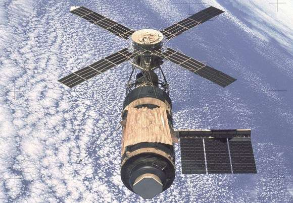 History of the NASA Skylab, America's first space station