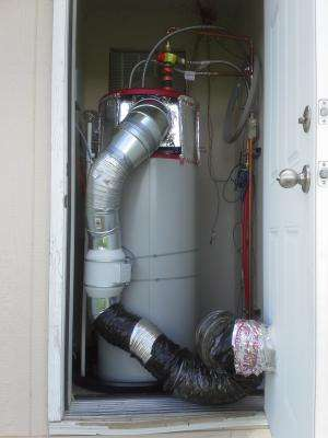 Hot Showers, Lower Power Bills with Heat Pump Water Heaters