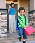 How parents can ease transition to first grade