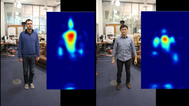 """How wireless """"X-ray vision"""" could power virtual reality, smart homes, and Hollywood"""