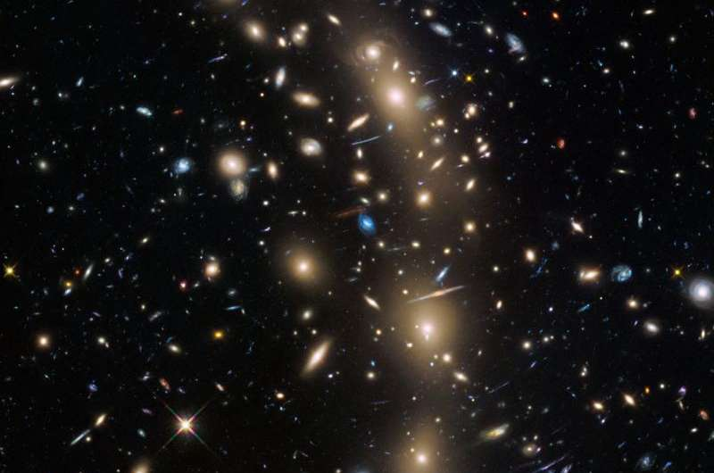 Hubble spies Big Bang frontiers
