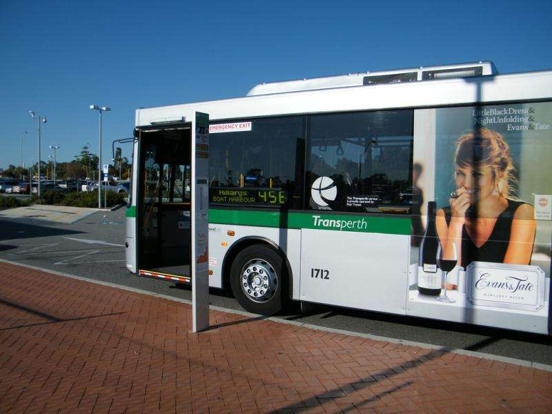 Hydrogen bus trial shows promise
