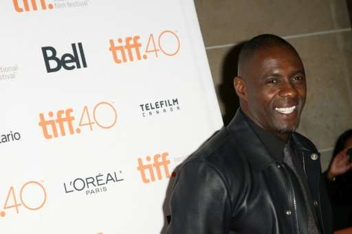 """Idris Elba attends the """"Beasts Of No Nation"""" premiere during the 2015 Toronto International Film Festival on September"""
