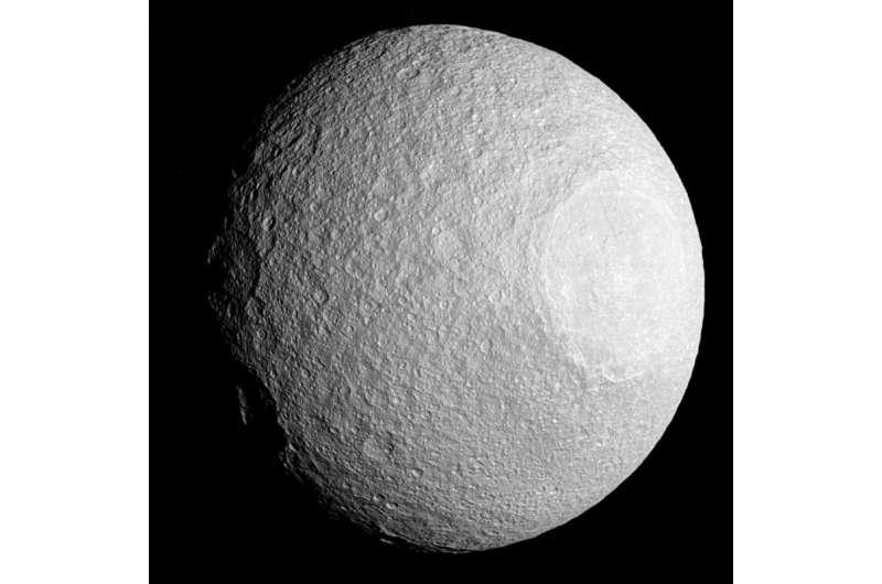 Image: Tethys the target