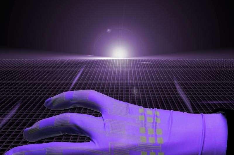 Inkjet-printed liquid metal could bring wearable tech, soft robotics