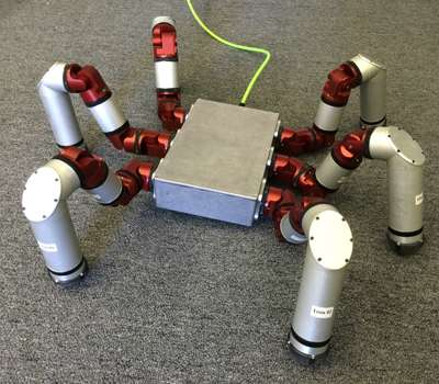 Innovative software, interfaces and actuators make it easy to customize robots