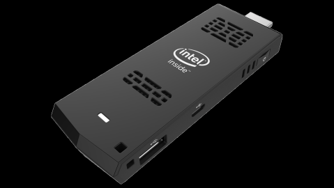 Intel to launch compute-on-a-stick device this year