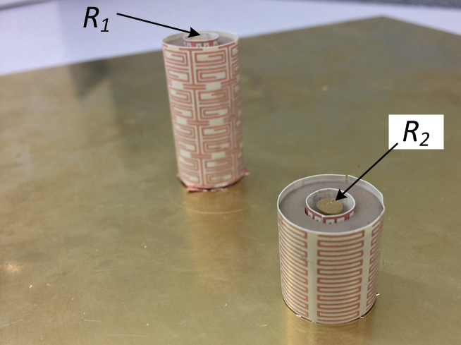 Invisibility cloak aspirations inspire new metasurface material