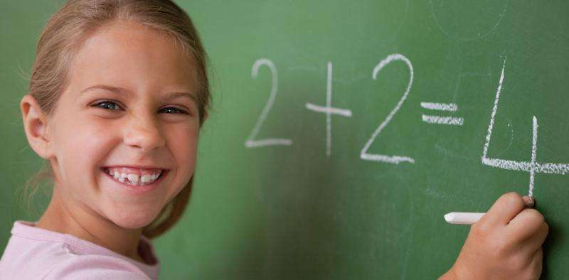 Kids prefer maths when you let them figure out the answer for themselves
