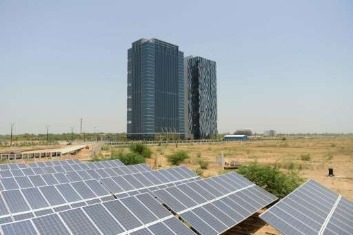 Kuwait has signed a $385 mn deal with Spain's TSK Group for a 50 megawatt solar energy project