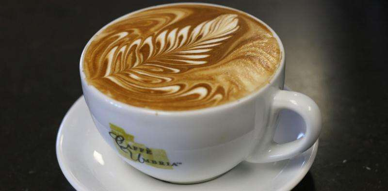 Latte art influences how much we pay for coffee