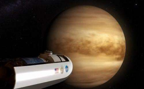 Learn about Venus, the hothouse planet near Earth