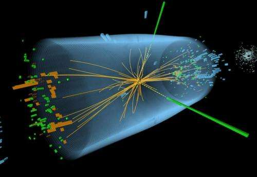 LHC experiments join forces to zoom in on the Higgs boson
