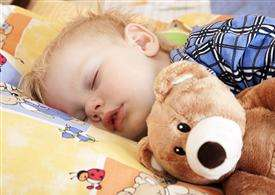 Link between toddler sleep patterns and behaviour at 5