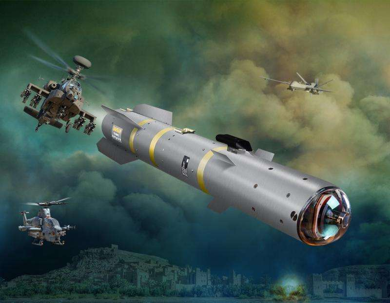 Lockheed Martin's JAGM goes two for two in latest flight tests
