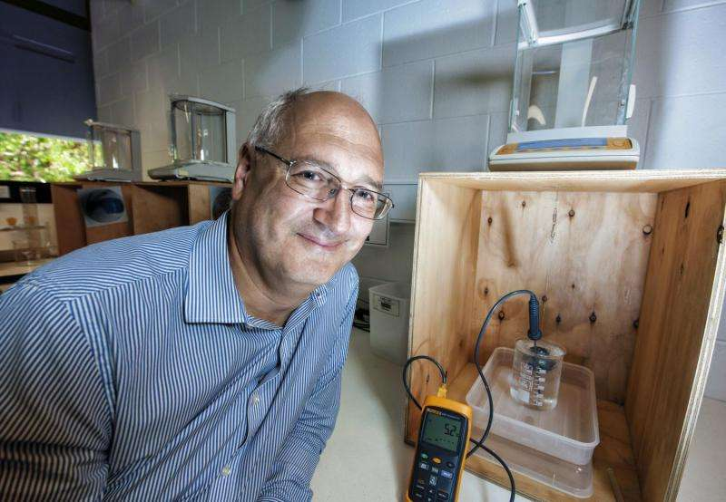 MacGyver this! New dyi experiment shows students the physics of climate change