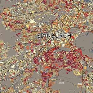 Mapping the people of Scotland