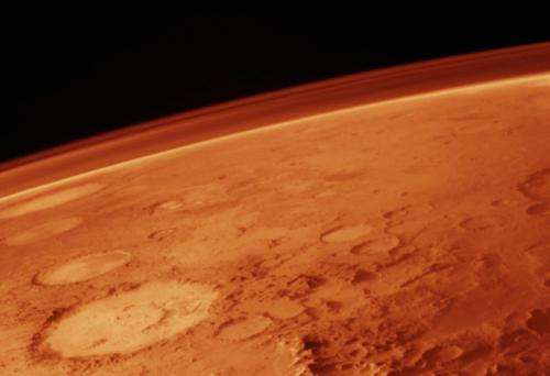Massive clouds erupted 260km into Martian atmosphere – and no one knows why