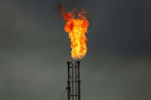 Methane is a key componentof natural gas and is 25 times stronger than carbon dioxide when it comes to trapping heat in the atm