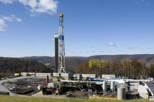 Methane leaks from three large US natural gas fields in line with federal estimates