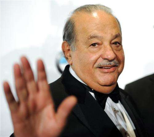Mexican billionaire becomes largest NY Times shareholder