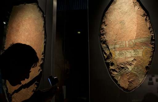 Mexican museum puts on exhibit for 'artistic' Aztec god