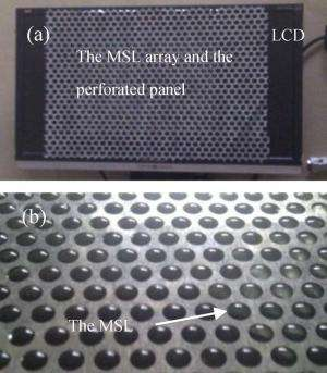 microsphere lens