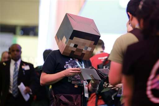 'Minecraft' most streamed video game in YouTube's history