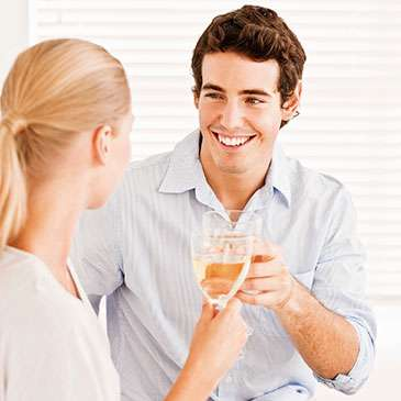 Moderate alcohol consumption increases attractiveness