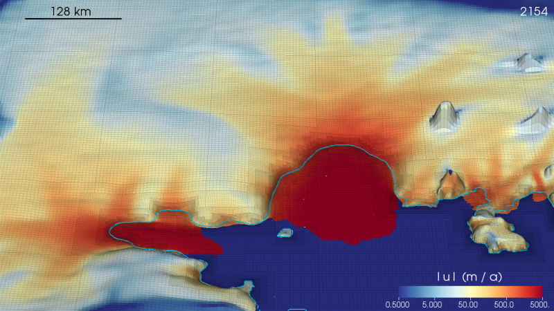 Most comprehensive projections for West Antarctica's future revealed