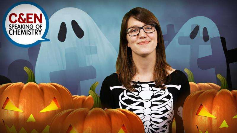 Mummies, ghosts and vampires: A 'Spooking' of Chemistry special (video)
