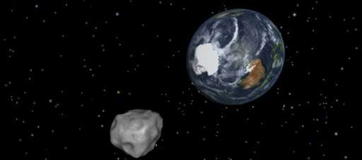 NASA says the asteroid is expected to be the largest known cosmic body to get near our planet until 2027