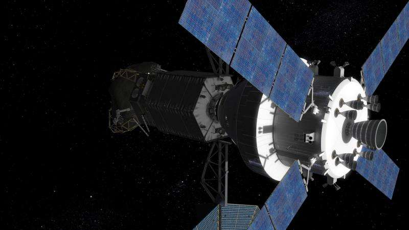 NASA seeks additional information for asteroid redirect mission spacecraft
