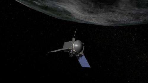 NASA's OSIRIS-REx mission passes critical milestone