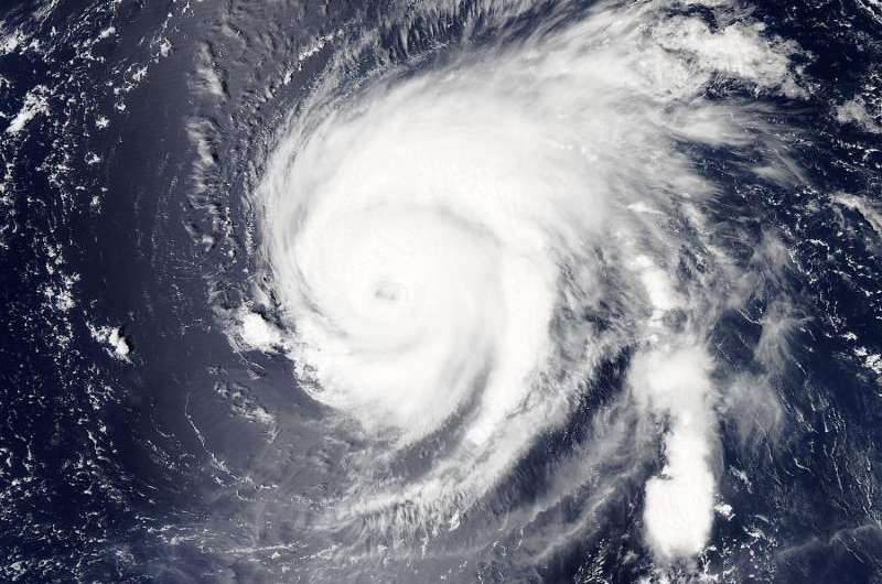 NASA spots Kilo, now a typhoon in the Northwestern Pacific