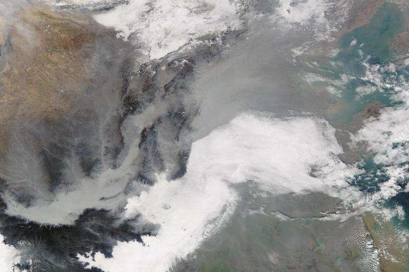 NASA study: Examination of Earth's recent history key to predicting global temperatures