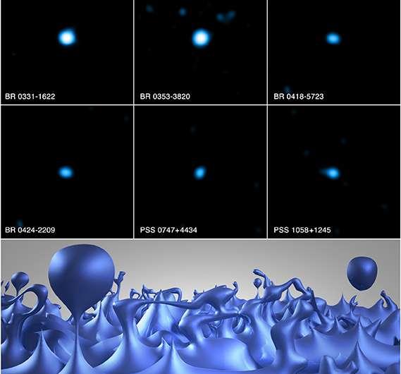 NASA telescopes set limits on space-time quantum 'foam'