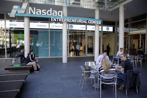 Nasdaq center aims to build relationships with startups