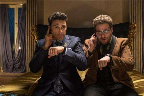 Netflix says it wants to stream 'The Interview'