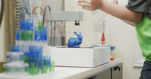 New company aims to bring 3D printers to home users