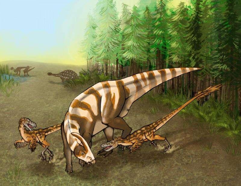 New dinosaur's keen nose made it a formidable predator, Penn study finds