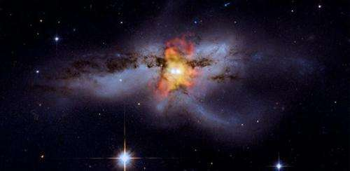 New insights found in black hole collisions