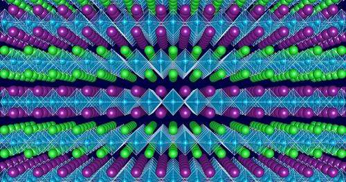 New method allows for greater variation in band gap tunability