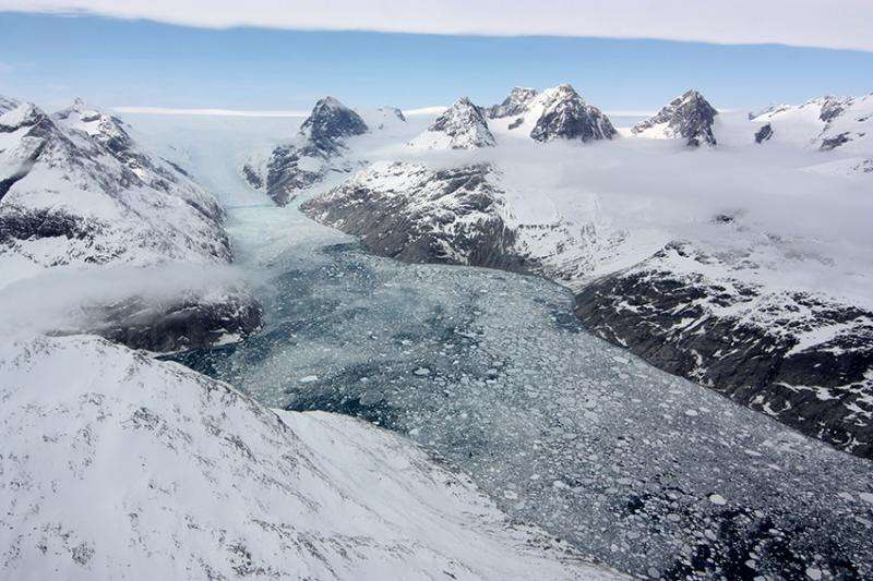 New method relates Greenland ice sheet changes to sea-level rise